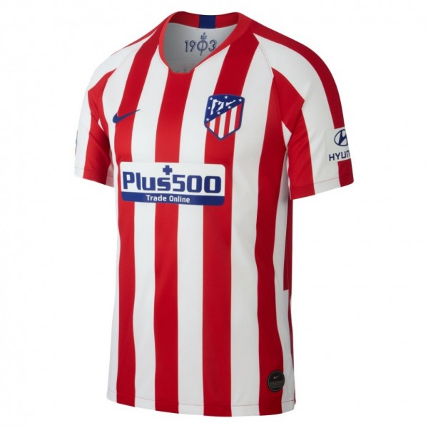 Футбольная форма Atletico Madrid Домашняя 2019 2020 L(48)