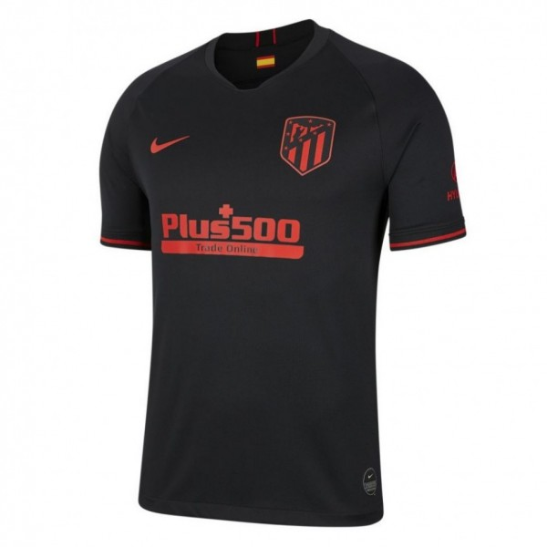 Футбольная футболка Atletico Madrid Гостевая 2019 2020 5XL(60)